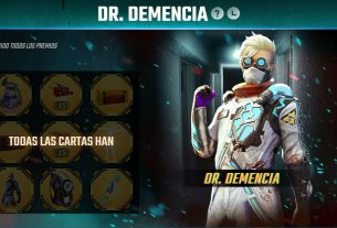 Doctor Demencia la Nueva Skin