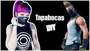 Tapabocas Deriva Fornite